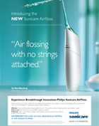 Philips Sonicare Air Floss Ad